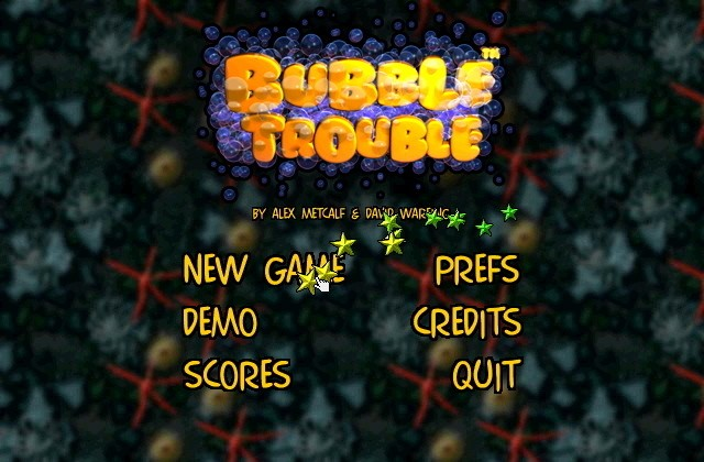 Bubble Trouble for Mac