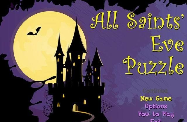 All Saint's Eve Puzzle
