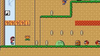 Mario Game: Mario World