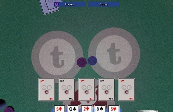 Telltale Texas Hold'Em | LisiSoft