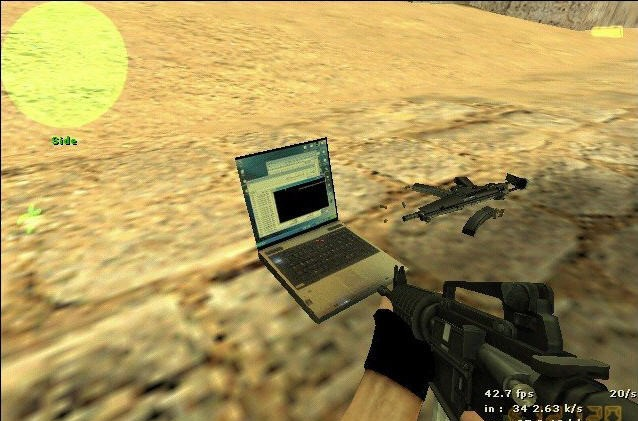 CS Addons: Laptop for Defusal Kit