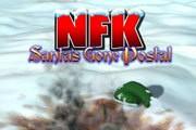 NFK: Santas Gone Postal polar bowler unlock code