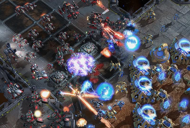 StarCraft 2 - Ghost AI 1.1f