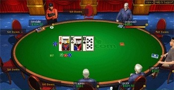 3D tournaments PoKeR 888