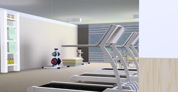 Screenshots - for Sims3 - BCN Aquablock Gym
