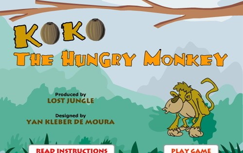 Koko the Hungry Monkey