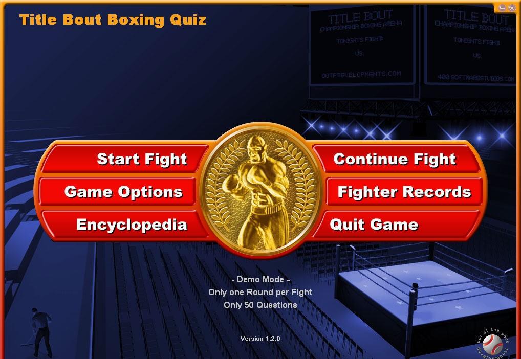 Title bout championship boxing 2.5 unlock code