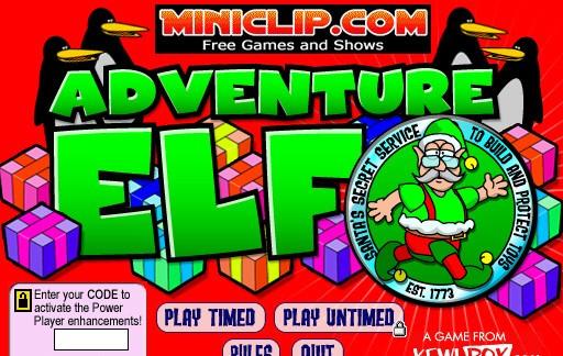 Miniclip Caveman : Miniclip adventure elf lisisoft
