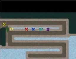 Warcraft Maps: Sapphire Tower Defense