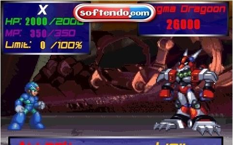 Megaman Virus Mission 1