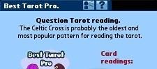 Best Tarot Pro for Palm