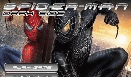 Spiderman the Dark Side