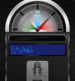 Lie Detector Meter 360x640