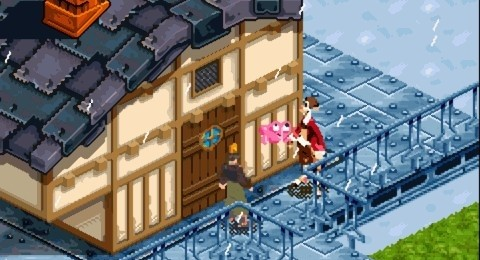 Treasure Planet for GBA