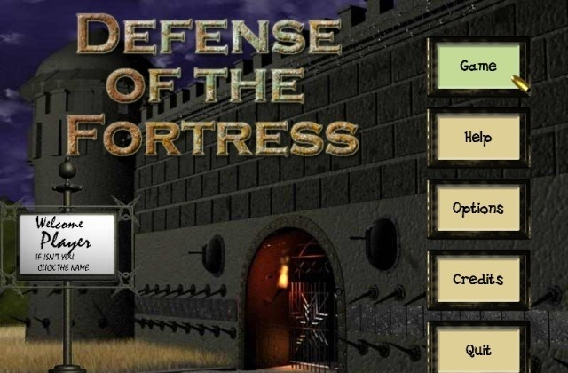 Defense Of The Fortress