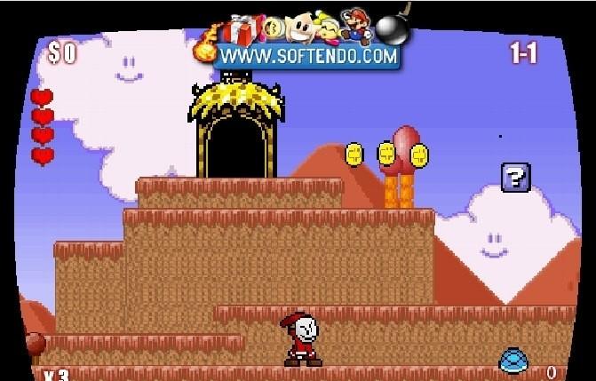 Super Mario Bandit Bros