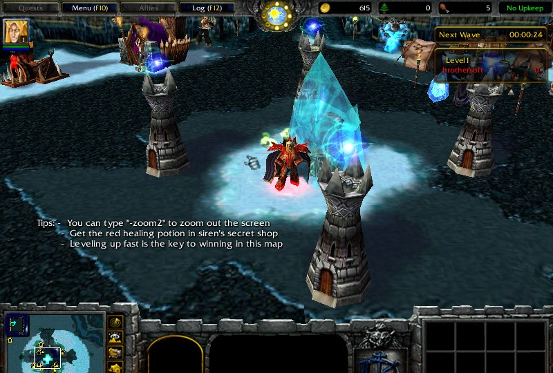 x hero siege 3.35
