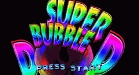 Super Bubble Pop for GBA
