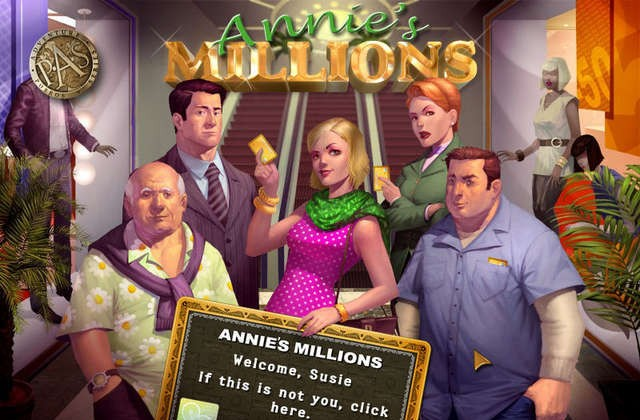 Annie's Millions for Mac
