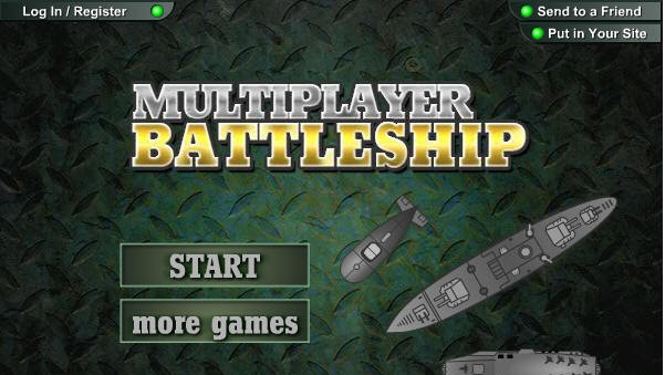 Multiplayer Battleship