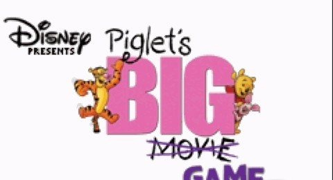 Piglet's Big Game for GBA