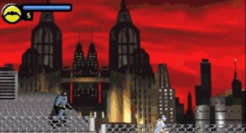Batman Vengeance for GBA