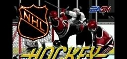 NHL Hockey 92 for Genesis