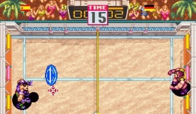 Wind Jammers for Neo Geo