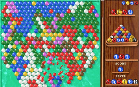 Bubble Snooker (PocketPC)