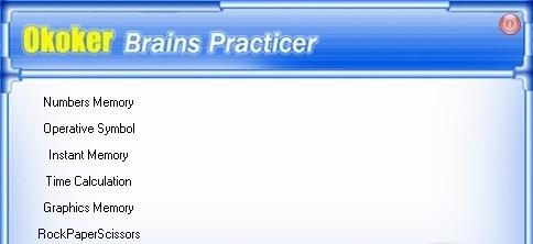 Okoker Brains Practicer