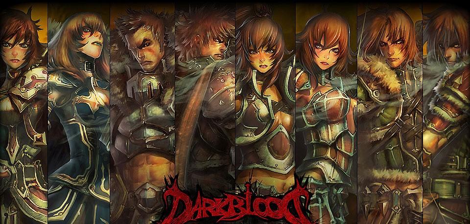 Dark Blood Online Client