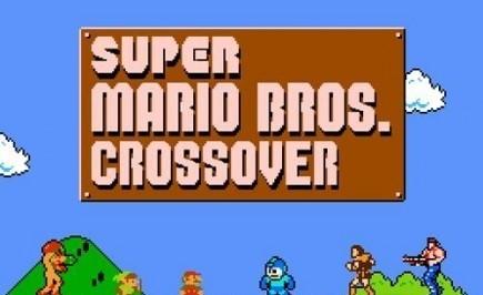 Super Mario Crossover 1.0