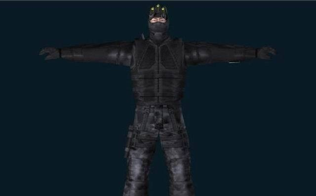 CS Addons: GIGN Splinter Cell Squad
