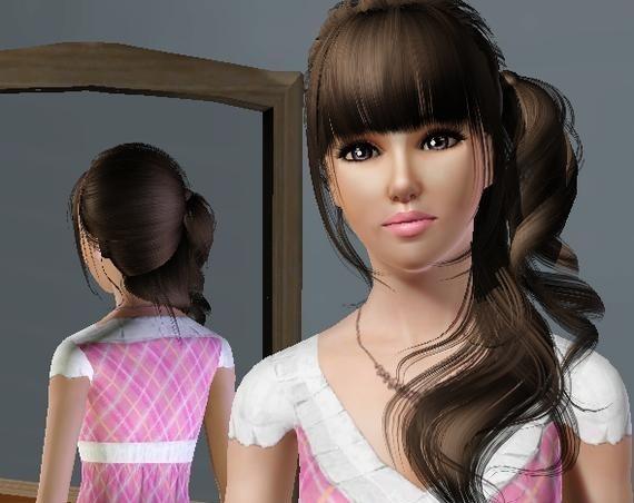 Screenshots - for sims3 - barbie girl shanane