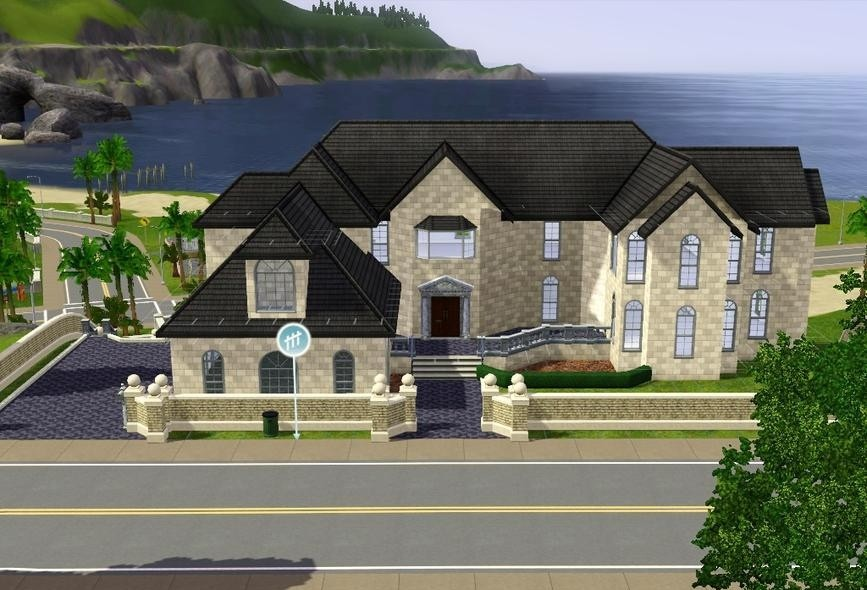 Sims 3 Modern House Ideas Joy Studio Design Gallery