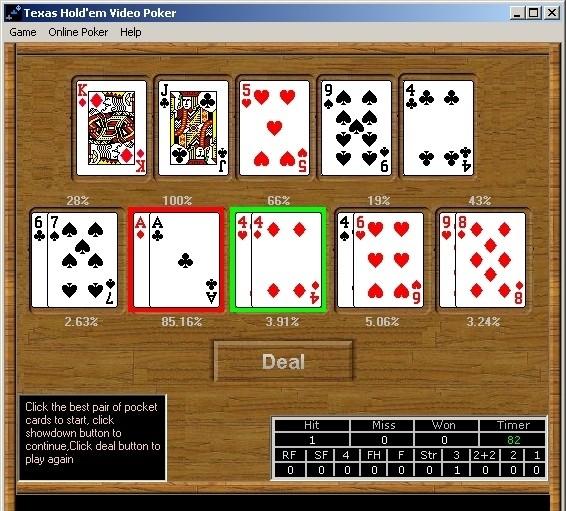 teksas holdem poker 2