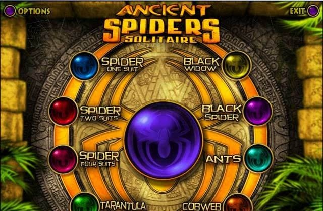 Ancient Spider Solitaire | LisiSoft