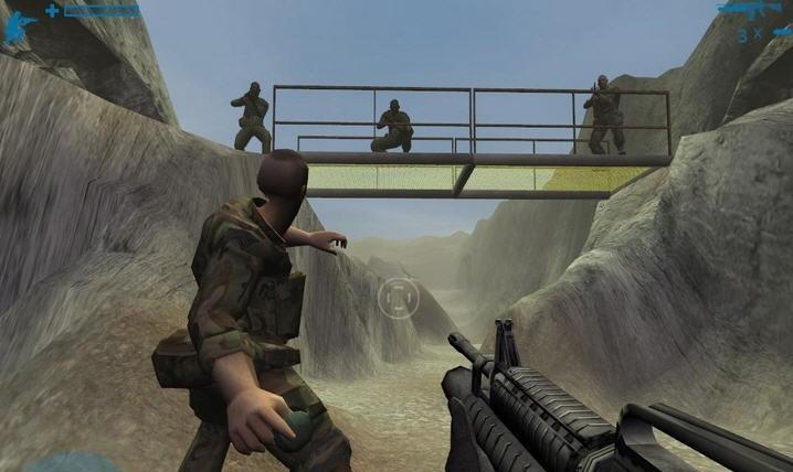Combat Task Force 121 Patch | LisiSoft