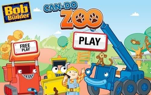 Bob the Builder: Can-Do Zoo