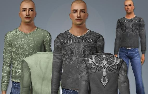 Sism3 - Thermal Sweater TOP