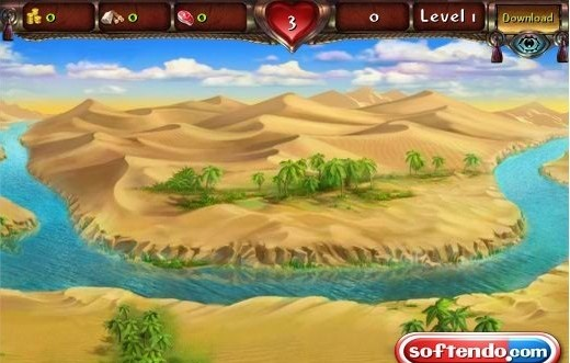 Cradle of Persia Mini Game