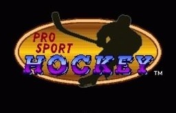 Pro Sport Hockey for SNES