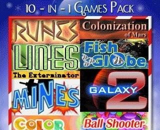 10-in-1 Christmas Games Pack