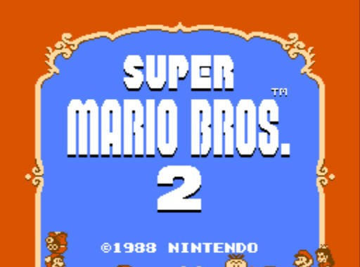 Super Mario Bros. 2 for NES