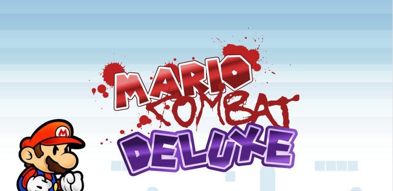 Super Mario Combat Deluxe