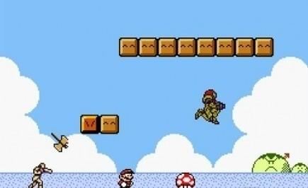 Super Mario Crossover 2 2.02