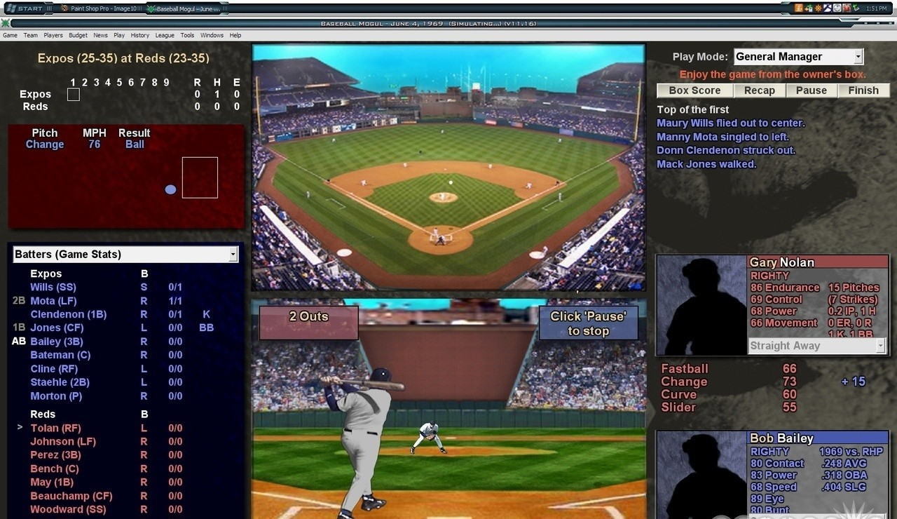 Baseball Mogul 2009 11.20 Patch