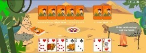 Prehistoric Pai Gow Poker