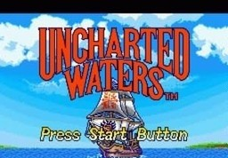 Uncharted Waters for SNES