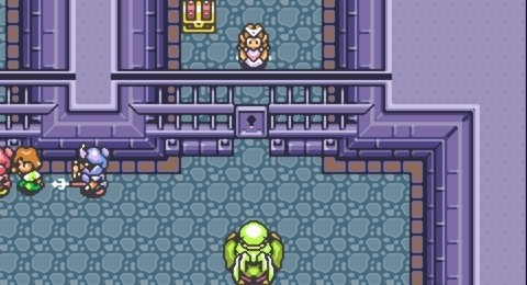 The Legend of Zelda for GBA | LisiSoft
